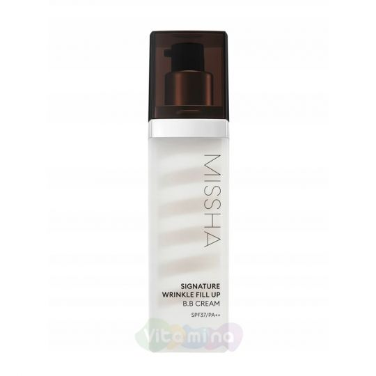 Missha ББ-крем с филлером для зрелой кожи Signature Wrinkle Fill-up BB Cream SPF37 PA++, 44 мл