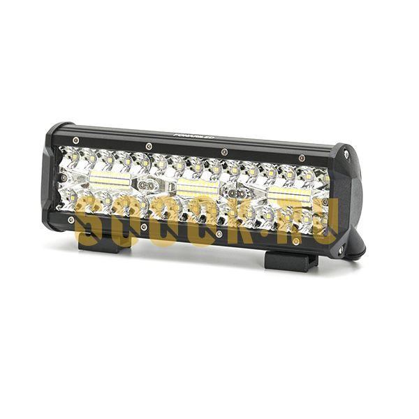 Двухрядная светодиодная LED балка 180W Philips дальнего света