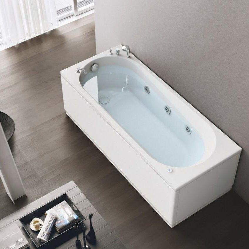 Акриловая ванна Hafro Nova 2NVA6 160х65 ФОТО