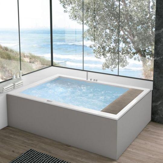 Hafro Minerva indoor ванна 2MNA3D6 200 см 150 см