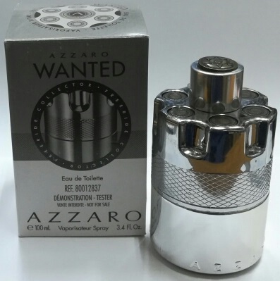 Tester Azzaro Wanted Freeride Collector 100 ml