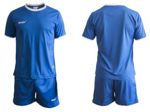Футбольная форма Seven 2019 (синяя)