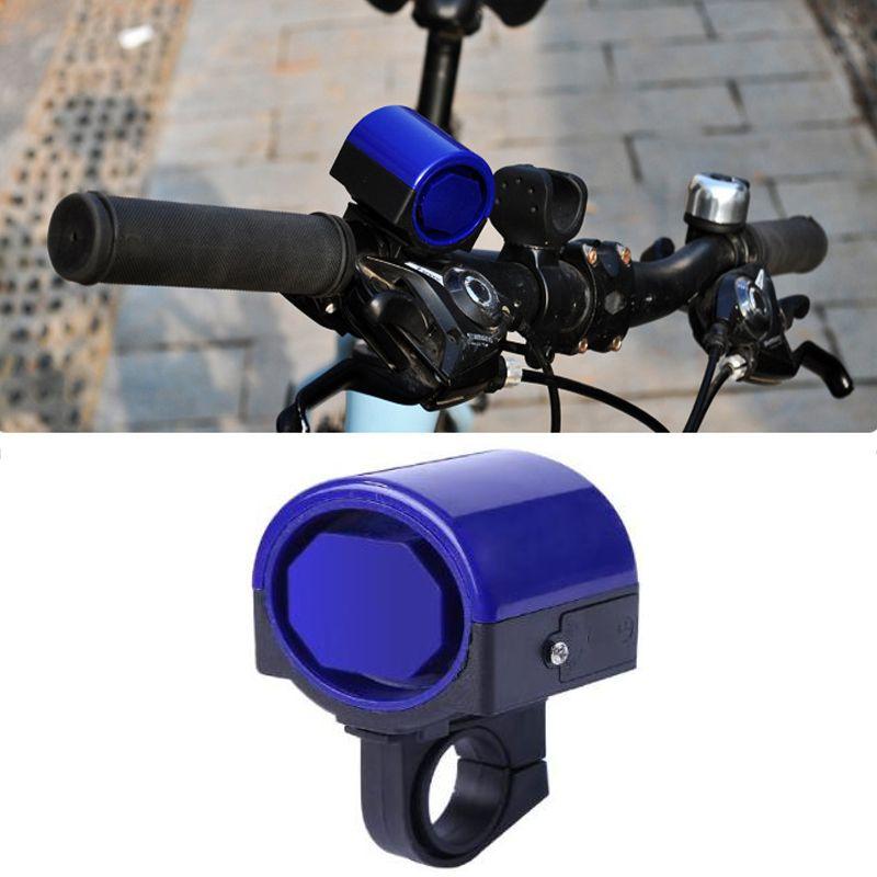 Электронный Велосипедный Клаксон Lei Hao, Цвет Синий