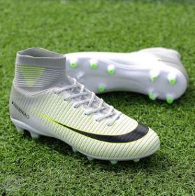 Бутсы футбольные с носком Phantom III grey