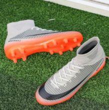 Бутсы футбольные с носком Phantom III Orange