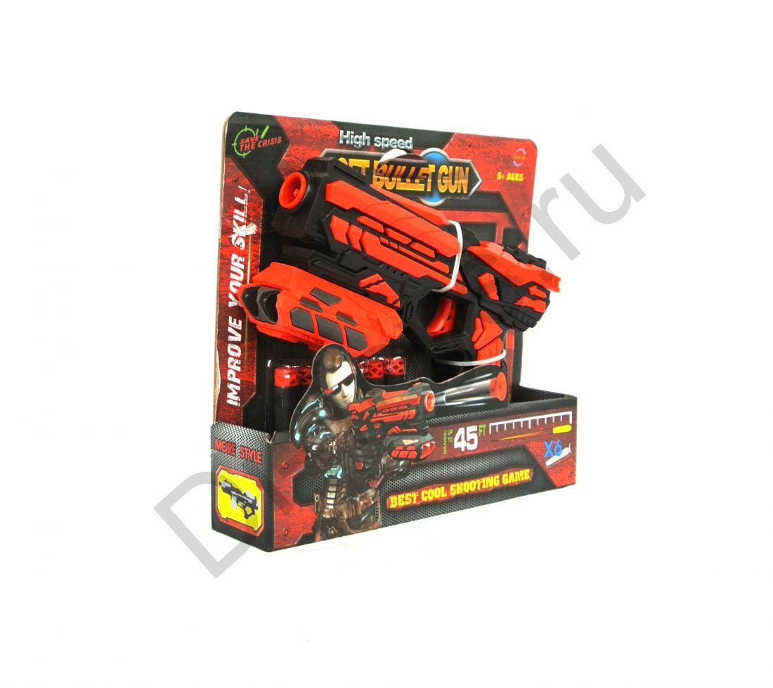 Midi Бластер Soft Bullet Gun