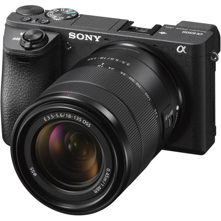 Sony Alpha A6500 Kit 18-135mm f3,5-5,6 OSS