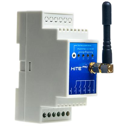 Блок радиореле HiTE PRO Relay-4