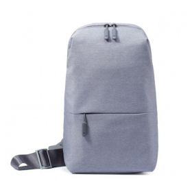 Рюкзак Xiaomi City Sling Bag 10.1-10.5 (серый)