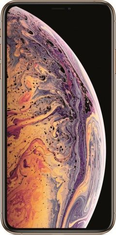 Apple iPhone XS Max 64GB Gold ZP (Гонконг) 2 SIM