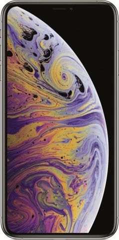 Apple iPhone XS Max 64GB Silver ZP (Гонконг) 2 SIM