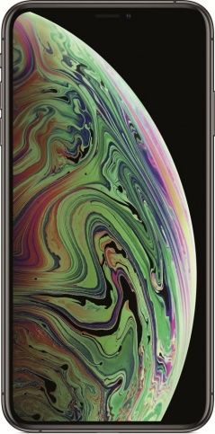 Apple iPhone XS Max 64GB Space Gray ZP (Гонконг) 2 SIM