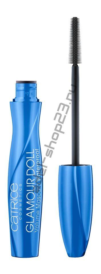 Catrice - Водостойкая тушь для ресниц Glam & Doll Volume Mascara Waterproof