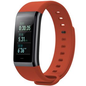 Фитнес-браслет Xiaomi Amazfit Cor Smartband international (красный)