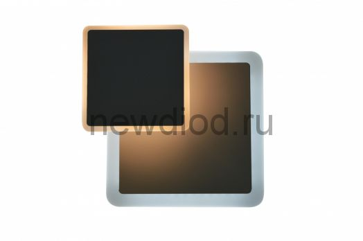 Светодиодный светильник, бра  Geometria square 12W S-185-WHITE-220-IP44