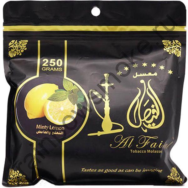 Al Faisal 250 гр - Minty Lemon (Лимон и Мята)