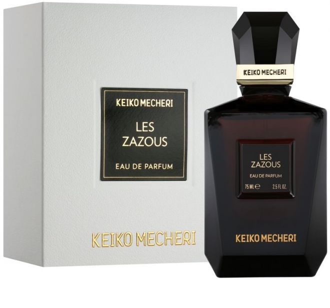 Keiko Mecheri  Les ZAZOUS