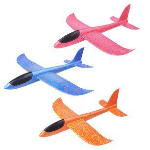 Самолет- планер 35 см.