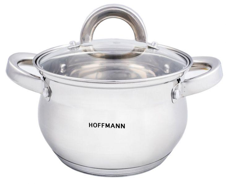 Кастрюля 7,4 л HOFFMANN HM 5244