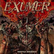 """EXUMER """"Hostile Defiance"""" 2019"""