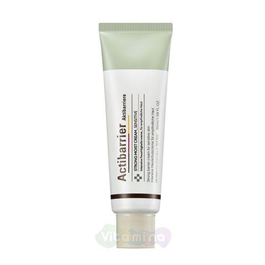 Missha Глубоко увлажняющий крем Actibarrier Strong Moist Cream Sensitive, 50 мл