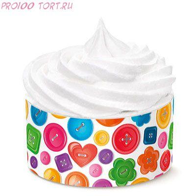 Лента бордюрная для торта ПУГОВКИ