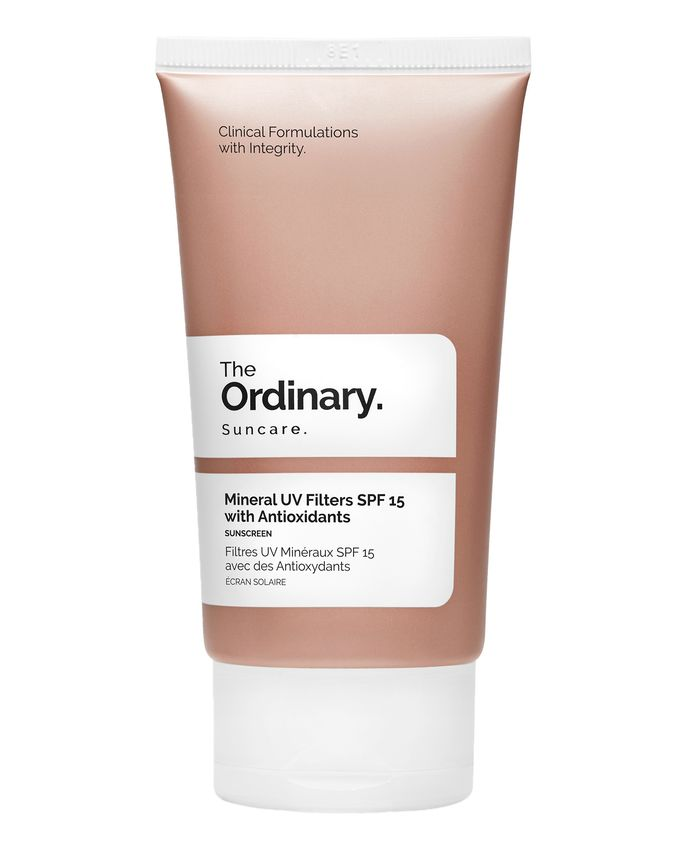 The Ordinary - Mineral UV Filters SPF 15 with Antioxidants