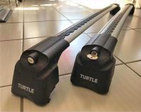 Багажник на крышу Ford Focus 3 sw universal 2011-..., Turtle Air 2, аэродинамические дуги на интегрированные рейлинги