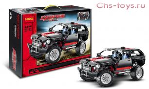 Конструктор Decool Cruiser Экстремальный внедорожник 3341 (Аналог LEGO Technic 8081) 589 дет