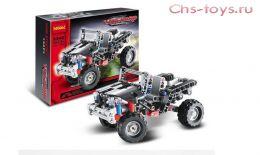 Конструктор Decool Technic Джип 3342 (Аналог LEGO Technic 8066) 141 дет