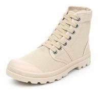 Ботинки с брезентовым защитным покрытием