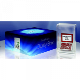 The Clarity Box by David Regal (Gimmick and DVD)