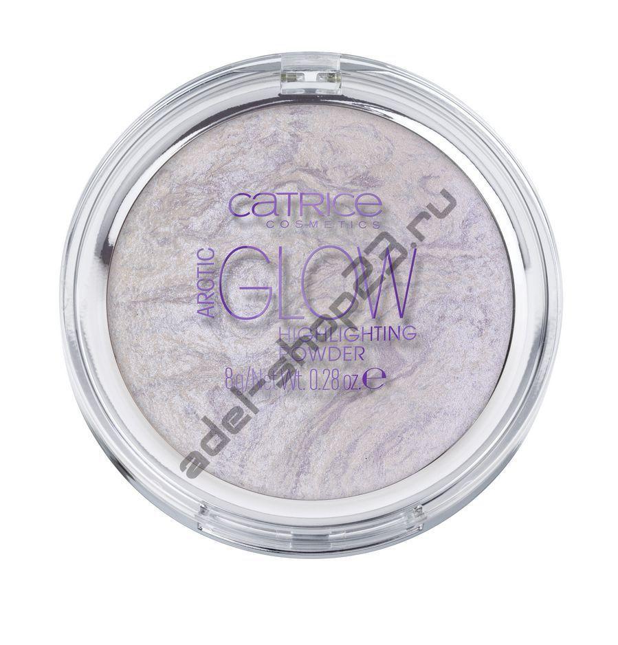 Catrice - Арктический хайлайтер Arctic Glow Highlighting Powder