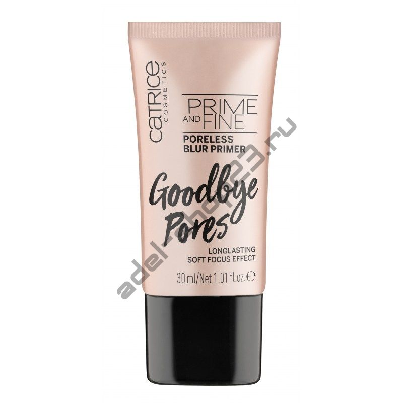Catrice - Разглаживающий праймер Prime And Fine Poreless Blur Primer