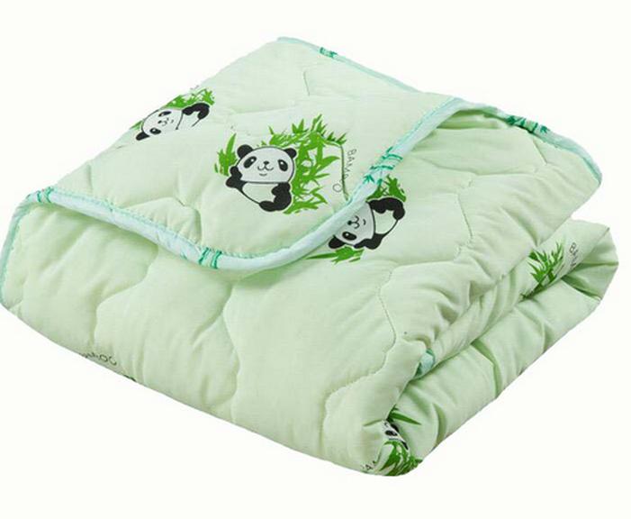 """Одеяло детское """"Бамбук"""" теплое"""