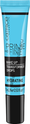Catrice - Увлажняющие капли Prime And Fine Make Up Transformer Drops Hydrating