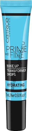 Catrice - Увлажняющие капли Prime And Fine Make Up Transformer Drops Hydrating
