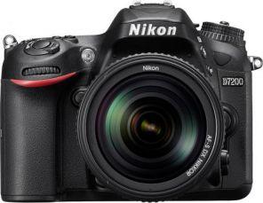 Nikon D7200 Kit 18-55mm f/3.5-5.6G VR II AF-S DX