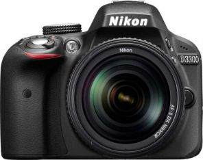 Nikon D3300 Kit 18-55mm DX