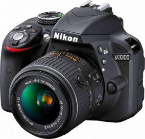 Nikon D3300 Kit 18-55mm f/3.5-5.6G VR II AF-S DX