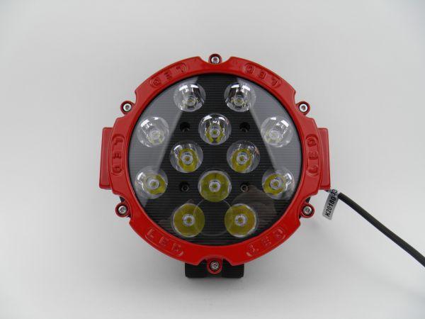 Круглая светодиодная фара дальнего света 60W Osram