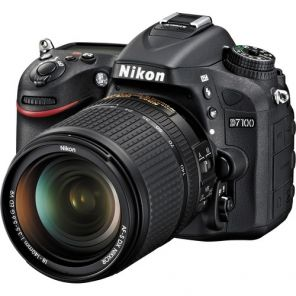 Nikon D7100 Kit 18-140mm f/3.5-5.6G ED VR DX AF-S