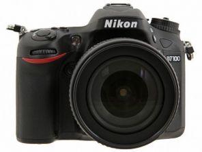 Nikon D7100 Kit 18-55mm f/3.5-5.6G AF-S VR