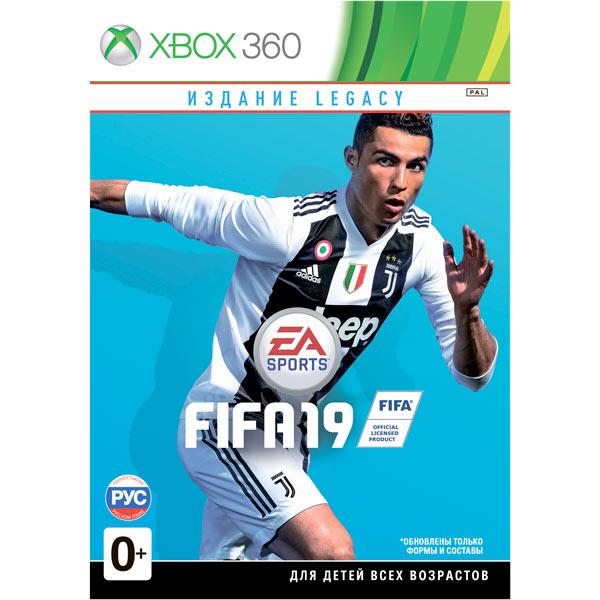 Игра FIFA 19 Legacy Edition (Xbox 360)