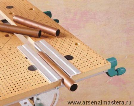 Зажимные губки тисков для рабочих столов 279х94 мм 2шт Wolfcraft 6171000