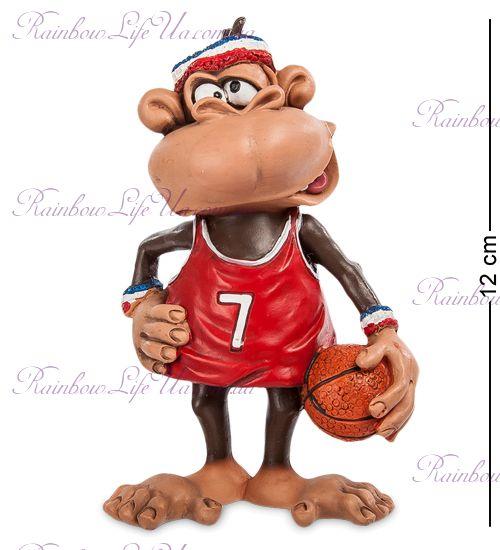 "Фигурка обезьяна баскетболист ""W.Stratford"""
