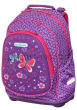 Рюкзак Herlitz Bliss Purple Butterfly 50013982