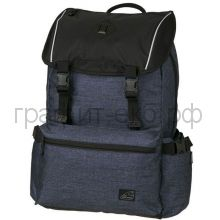 Рюкзак Walker Trace Collect Blue Melange 42144/172 синий