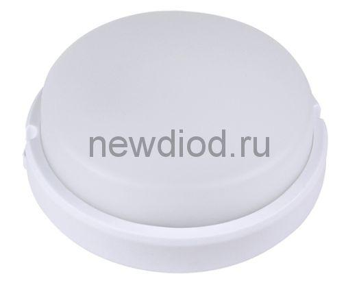 Светильник сд герм СПП-840-КРУГ 8Вт 230В 4000К 135мм ASD