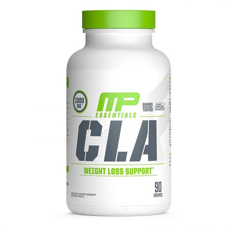 CLA от MusclePharm 90 капсул
